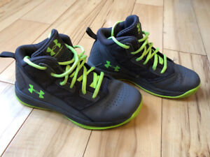 Youth Under Armour Basketball shoes - size 2.5 $25