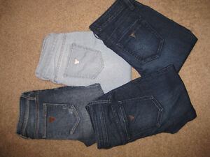 Guess Jeans - All 4 are a size 26