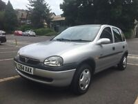 1.2 Vauxhall Corsa 16v GLS 1 family owned from new