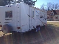 For Rent 2008 Travel Trailer 26ft