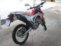 CRF250L Dual Purpose