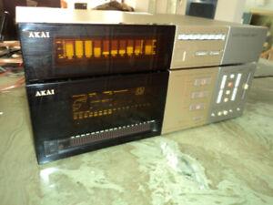 Akai EA-M77 eq////// Akai AM-M77 amp
