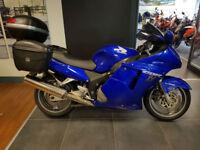 2003 Honda CBR1100XX Blackbird 1 Previous Owner 13,875 Miles Good Condition