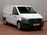 2015 Mercedes-Benz Vito 114 BLUETEC Diesel white Manual