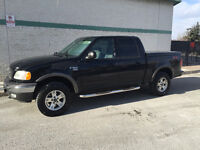 2003 Ford F-150 SuperCrew FX4 Pickup Truck