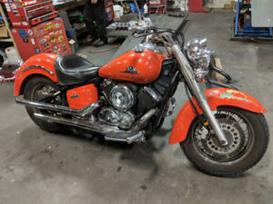 2002 Yamaha XVS1100 Vstar for parts   RPM Cycle