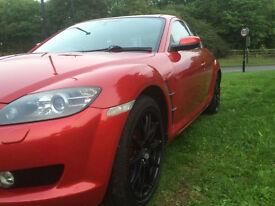 Custom Mazda RX8 V6