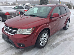 2011 Dodge Journey R/T AWD 7Pass !!CERTIFIED!!FINANCING!!