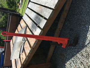 "48"" Pipe Wrench"