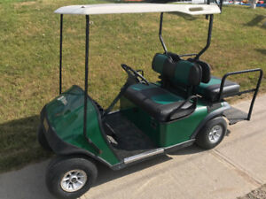 WANTED TO BUY GOLF CART