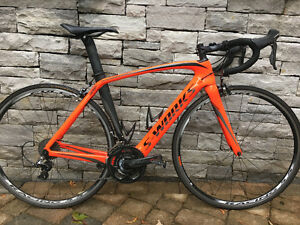Specialized S-Works Road Bike Velo de Route Venge size 52