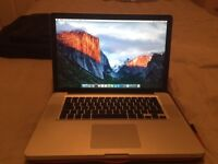"MINT MacBook Pro 15"" 2010"