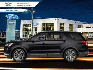 2018 Ford Explorer XLT 4WD  - Leather Seats - Navigation