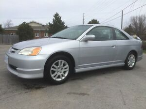 Clean Honda Civic SI Manual ,Etested, great shape