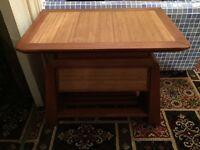 Bamboo Furniture - Mirror, table, sideboard