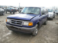1996 FORD RANGER FOR PARTS @ PICNSAVE WOODSTOCK