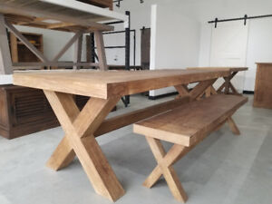 Wood Tables with Terrific Designs