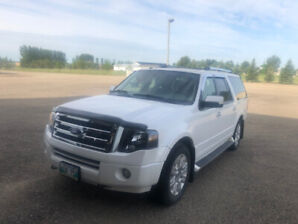 2009 Ford Expedition LIMITED SUV, Crossover