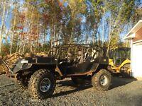 Custom buggy atv / side by side utv for sale or trade
