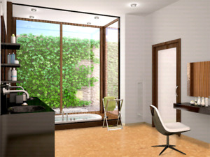 There is no better time to upgrade to Natural cork flooring!!