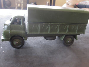Vintage Meccano Dinky Toys 3 Ton Army Wagon--Mint Condition