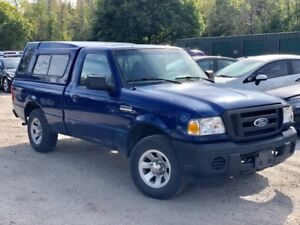 2008 Ford Ranger 1-Owner No-Accidents LOW KMS 2WD Reg Cab Manual