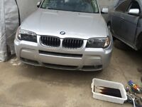 2006 BMW X3 3.0 engine M PACKAGE