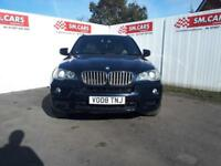2008 08 BMW X5 3.0 SD M-SPORT AUTOMATIC.BIG SPEC.FINANCE AVAILABLE.ANYPX WELCOME