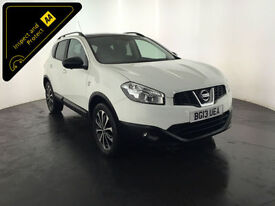 2013 NISSAN QASHQAI 360 5 DOOR HATCHBACK 1 OWNER FULL SERVICE HISTORY FINANCE PX