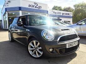 MINI Hatch COOPER S 1.6 PETROL MANUAL