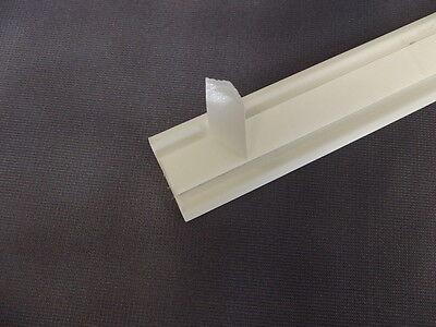 Letter Track Strip Peel and Stick For Menu Sidewalk or Hanging Boards 24