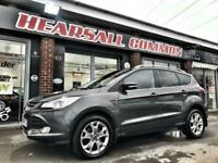 2016 66 FORD KUGA 2.0 ZETEC TDCI 5D 148 BHP DIESEL CAMBELTED AT 111K HPI CLEAR