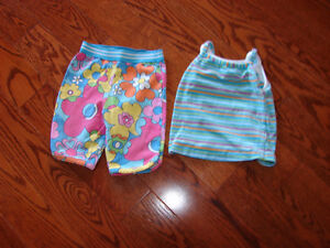 Girl 6-9 mth Children's place outfit
