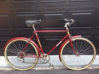Vintage/Retro Raleigh Road Cruiser