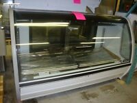 Brand new 7 well steam table 1 phase 208 volt also available in