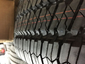 New JK Wrangler 255/75R17 JK wrangler Tires and Rims West Island Greater Montréal image 3