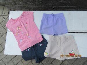 Girls Size 4 summer clothing