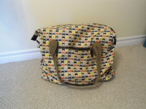 Rare! Orla Kiely Weekender (duffle) Bag - Like New!