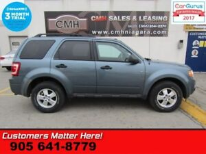 2012 Ford Escape XLT  4X4 POWER SEAT ALLOYS POWER GROUP