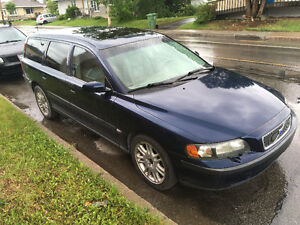 2004 Volvo V70 Cuir Familiale
