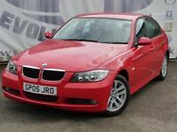 2005 BMW 3 SERIES 320I SE 4 DOOR SALOON 16 INCH ALLOY WHEELS REAR PARKING SENSOR