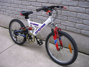 "20"" inch ccm mountain bike for sale  ___________________________"