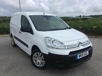 2015 Citroen Berlingo Van 625 Enterprise L1 1.6 HDI 75 Manual Panel Van