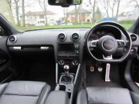 2012 Audi S3 2.0 TFSI Black Edition Quattro 3dr