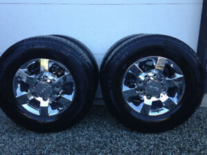 "18"" GMC Aluminum Wheels"