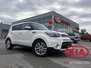 2018 Kia Soul EX | Back-up Cam | Low KM
