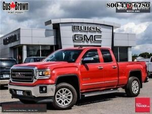 2015 GMC Sierra 1500 SLT  - Leather Seats -  Bluetooth