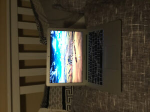 Brand new 1 month old Mac book