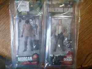 Selling 2 The Walking Dead Action Figures Cornwall Ontario image 1