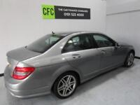 2009 MERCEDES-BENZ C CLASS 2.1 C250 CDI B/E SPORT AUTO ***BUY FOR £36 A WEEK***